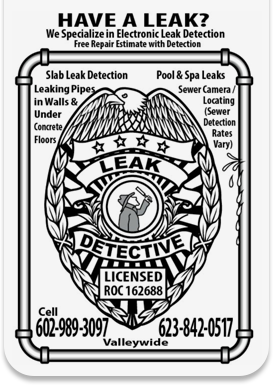 Slab Leak Detection Arizona Logo